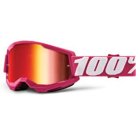 100% Strata Anti-Fog Goggles Gen2 fletcher/mirror